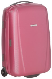 trolley pink Samsonite Koffer