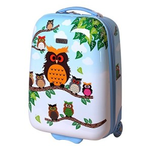 Kinderkoffer Hartschalen Trolley